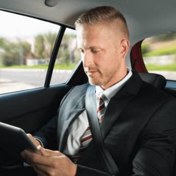 Comprar o produto de Transporte de Executivos em Motoristas Particulares - Transportes Executivos em Jundiaí, SP por Solutudo