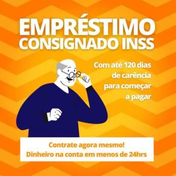 Comprar o produto de Empréstimo Consignado INSS em Soluções Financeiras em Botucatu, SP por Solutudo