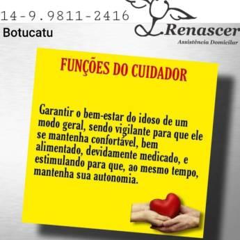 Comprar o produto de Funções do Cuidador em Enfermeiros e Cuidadores em Botucatu, SP por Solutudo