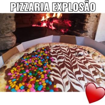 Comprar produto Pizza Doces em Pizzas pela empresa Pizzaria e Esfihas Explosão  em Botucatu, SP