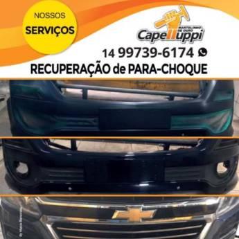 Comprar o produto de Recuperação de Para Choque em Funilaria pela empresa Capelluppi Martelinho de Ouro em Botucatu, SP por Solutudo