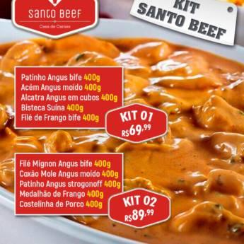 Comprar o produto de Kit 01 em Carnes em Botucatu, SP por Solutudo