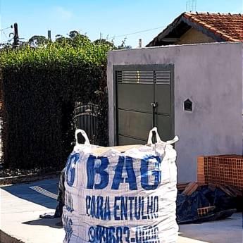 Comprar produto Aluguel de Big Bag para jardim em Embalagem pela empresa Sacaria SacoCheio em Botucatu, SP