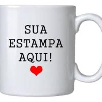 Comprar o produto de Caneca de Porcelana Personalizada em Canecas em Botucatu, SP por Solutudo