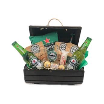 Comprar o produto de Baú de Cerveja em Cestas Personalizadas em Foz do Iguaçu, PR por Solutudo