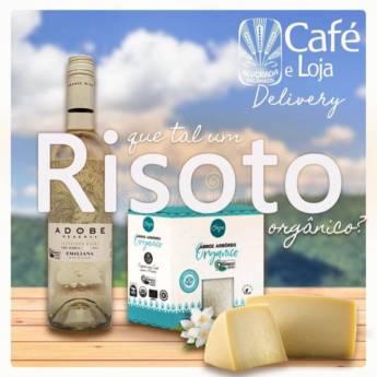 Comprar o produto de Risoto orgânico em Café Gourmet Orgânico em Botucatu, SP por Solutudo