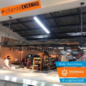 Comprar o produto de Elétrica, iluminação e reforma  em Energia Solar em Botucatu, SP por Solutudo