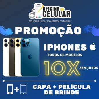Comprar o produto de Iphones em promoção em Celulares e Telefones em Botucatu, SP por Solutudo