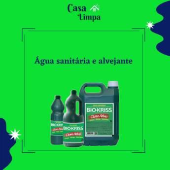 Comprar produto Água sanitária e alvejante em Produtos de Limpeza pela empresa Casa Limpa Produtos de Limpeza  em Botucatu, SP