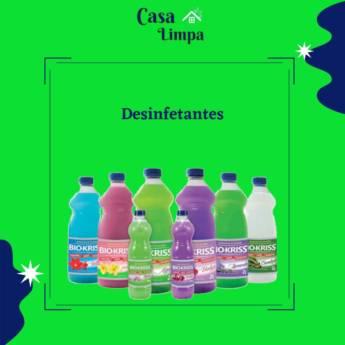 Comprar produto Desinfetantes variados  em Produtos de Limpeza pela empresa Casa Limpa Produtos de Limpeza  em Botucatu, SP