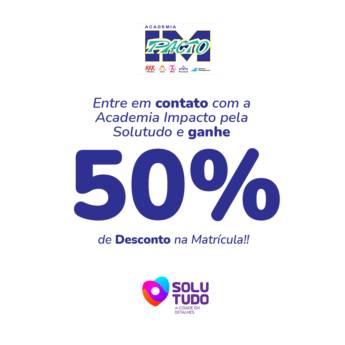 Comprar o produto de Ganhe 50% de Desconto na Matrícula! em Academias e Esportes em Tietê, SP por Solutudo