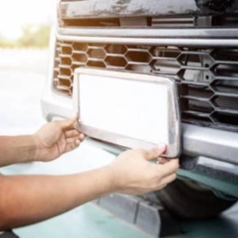 Comprar o produto de Emplacamento de caminhão em Placas para Veículos em Bady Bassitt, SP por Solutudo