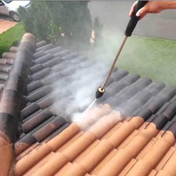 Comprar o produto de Limpeza de Telhado em Limpeza Pós-Obra em Foz do Iguaçu, PR por Solutudo