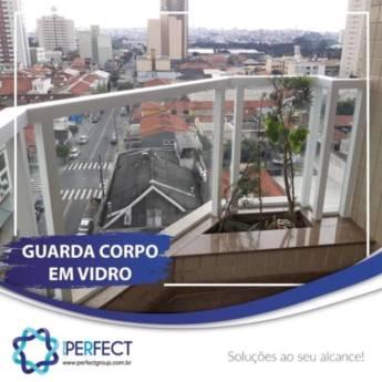 Comprar produto GUARDA CORPO em Vidraçarias pela empresa Perfect Group - Botucatu em Botucatu, SP