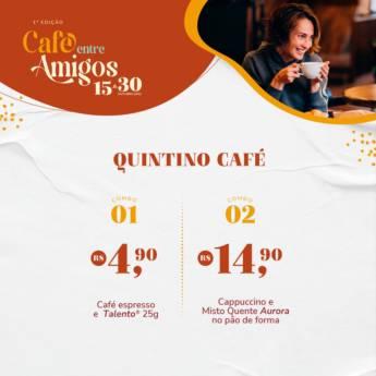 Comprar produto Combos: Quintino Café em Cafeteria pela empresa Café entre amigos  - Botucatu em Botucatu, SP