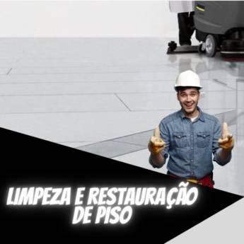 Comprar o produto de LIMPEZA E RESTAURAÇÃO DE PISOS  em Pisos e Revestimentos em Botucatu, SP por Solutudo