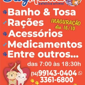 Comprar produto Medicamentos para pets em Nossos Pets pela empresa Bug Mania Estética Animal em Botucatu, SP