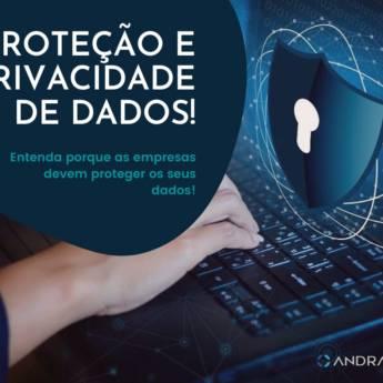 Comprar produto Proteção e privacidade de dados - LGPD em Soluções em Tecnologia pela empresa Andrade Soluções Tecnológicas em Botucatu, SP