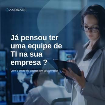 Comprar produto Suporte - HelpDesk - Consultoria em Soluções em Tecnologia pela empresa Andrade Soluções Tecnológicas em Botucatu, SP