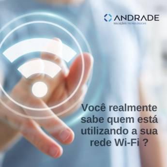 Comprar produto Firewall - Controle de quem utiliza sua rede em Soluções em Tecnologia pela empresa Andrade Soluções Tecnológicas em Botucatu, SP