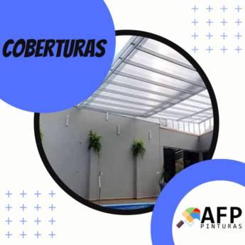 Comprar o produto de COBERTURAS DE TODOS OS TIPOS em Construção em Botucatu, SP por Solutudo