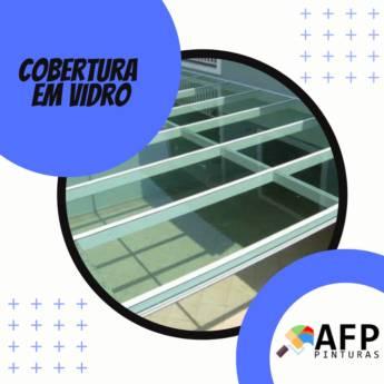 Comprar o produto de COBERTURA EM VIDRO em Construção em Botucatu, SP por Solutudo