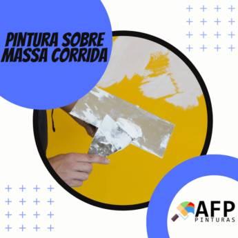 Comprar o produto de PINTURA SOBRE MASSA CORRIDA em Construção em Botucatu, SP por Solutudo
