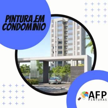 Comprar o produto de PINTURA EM CONDOMÍNIOS em Construção em Botucatu, SP por Solutudo