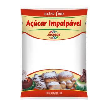 Comprar o produto de Açúcar Impalpável Arcolor  em Alimentos e Bebidas pela empresa Eloy Festas em Jundiaí, SP por Solutudo