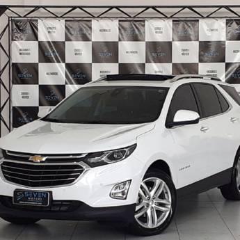 Comprar o produto de CHEVROLET EQUINOX – 2.0 16V TURBO GASOLINA PREMIER AWD AUTOMÁTICO 2018/2019 em Equinox em Botucatu, SP por Solutudo