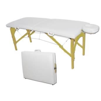 Comprar o produto de Mesa de Massagem Portátil Especial - 65cm (014M-65) em Macas Portáteis em Botucatu, SP por Solutudo