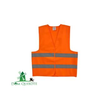 Comprar o produto de Colete Refletivo Laranja em Vestimenta de Proteção pela empresa Dom Quixote Equipamentos de Proteção Individual em Jundiaí, SP por Solutudo