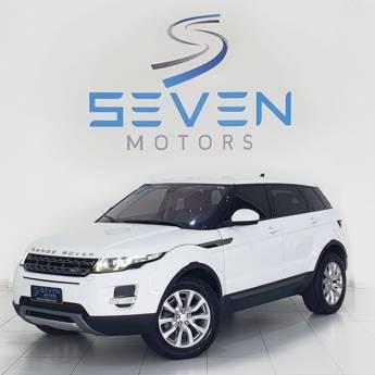 Comprar o produto de LAND ROVER RANGE ROVER EVOQUE 2.0 16V 4P 4WD PURE AUTOMÁTICO 2014 em Carros em Botucatu, SP por Solutudo
