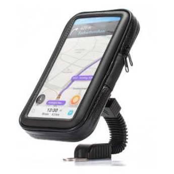 Comprar o produto de Suporte de smartphone para moto a prova d'água em Celulares e Smartphones em Botucatu, SP por Solutudo