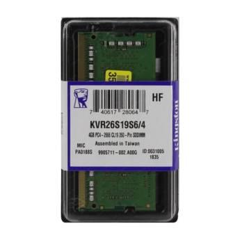 Comprar o produto de Memória DDR4 4 GB notebook em Memórias RAM em Botucatu, SP por Solutudo