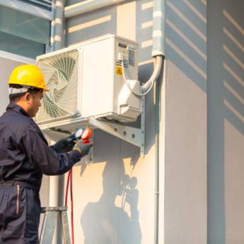 Comprar o produto de Ar Condicionado Comercial em Casa, Móveis e Decoração em Americana, SP por Solutudo