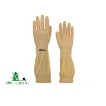 Comprar o produto de Luva ranhurada - VOLK em Luvas pela empresa Dom Quixote Equipamentos de Proteção Individual em Jundiaí, SP por Solutudo