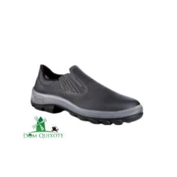 Comprar o produto de Sapato de Elástico BOMPEL c/ bico de aço em Calçados de segurança pela empresa Dom Quixote Equipamentos de Proteção Individual em Jundiaí, SP por Solutudo