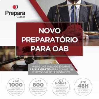 Comprar o produto de Preparatório para o Exame OAB em Preparatórios em Atibaia, SP por Solutudo
