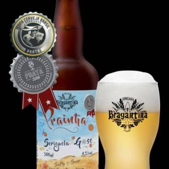 Comprar o produto de Cerveja • Bragantina Prainha em Cervejas em Atibaia, SP por Solutudo