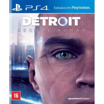 Comprar o produto de Detroit Become Human - PS4 em Jogos Novos pela empresa IT Computadores, Games Celulares em Tietê, SP por Solutudo