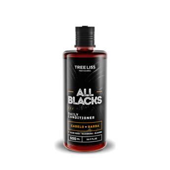 Comprar o produto de Condicionador Daily All Blacks 500 ml da Tree liss em Condicionador em Araçatuba, SP por Solutudo