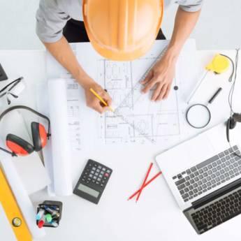 Comprar o produto de Projetos de Alteração das Instalações em Projetos Elétricos em Atibaia, SP por Solutudo