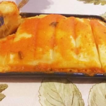 Comprar produto Canelone quatro queijos. em Massas Recheadas pela empresa La Pasta - Massas Italianas em Jundiaí, SP