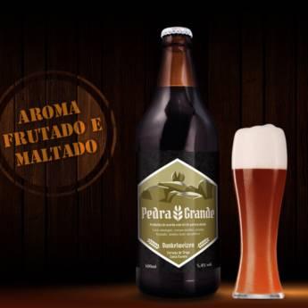 Comprar o produto de Cerveja • Pedra Grande Dunkelweizen em Cervejas em Atibaia, SP por Solutudo