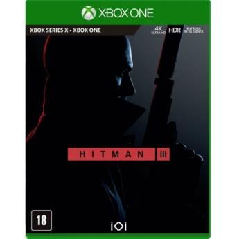 Comprar o produto de hitman 3 - XBOX ONE em Jogos Novos pela empresa IT Computadores, Games Celulares em Tietê, SP por Solutudo