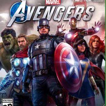 Comprar o produto de Marvel Avengers - XBOX ONE em Jogos Novos pela empresa IT Computadores, Games Celulares em Tietê, SP por Solutudo