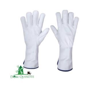 Comprar o produto de Luva Vaqueta Total - Punho 20 em Luvas pela empresa Dom Quixote Equipamentos de Proteção Individual em Jundiaí, SP por Solutudo