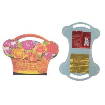 Comprar o produto de Agulheiro Cesta em Arte e Artesanato pela empresa Eloy Festas em Jundiaí, SP por Solutudo