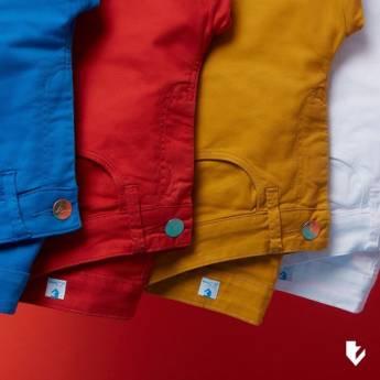 Comprar o produto de Calças Jeans L.Seven em Moda Feminina pela empresa Lojas Conceito Confecções e Calçados - Vestindo e Calçando Toda a Família em Atibaia, SP por Solutudo